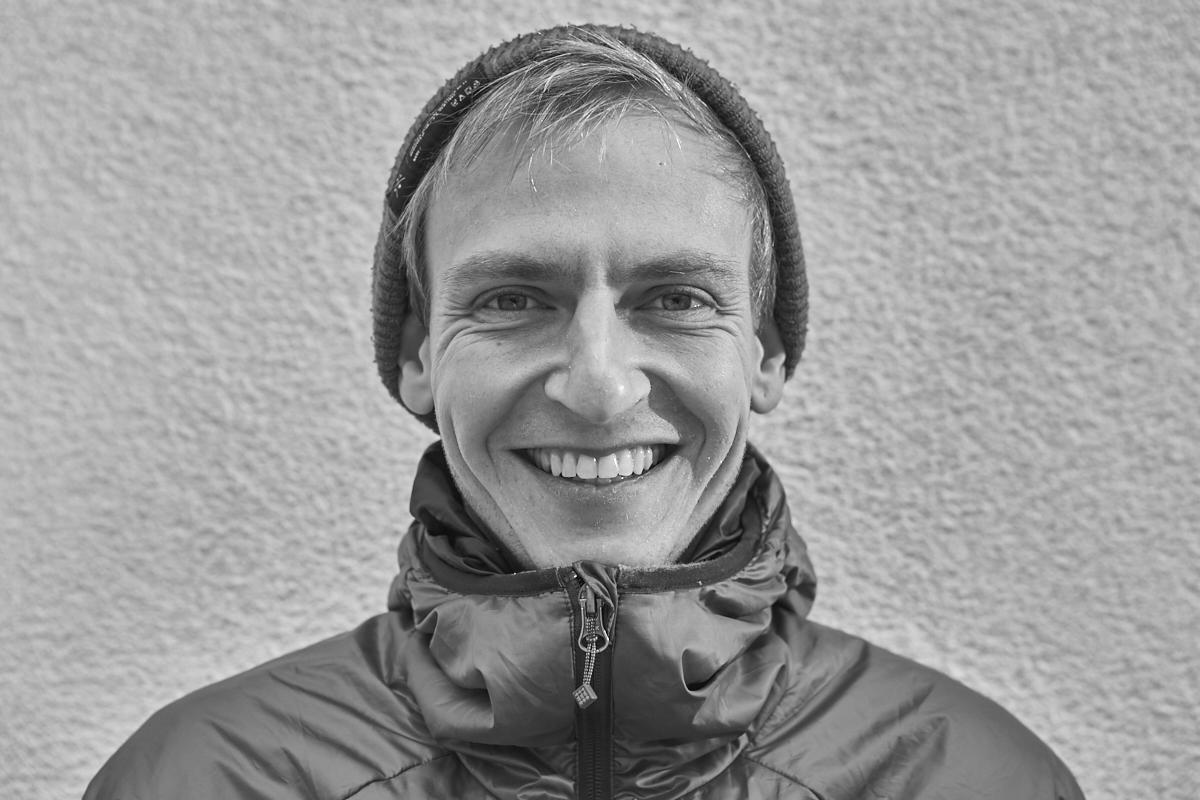 Norman Bielig, der Kopf hinter desire lines - der Agentur für die Entwicklung nachhaltigen Mountainbike-Tourismus.